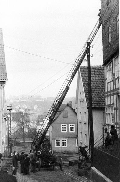 1950 Technische Hilfeleistung Teichstrasse