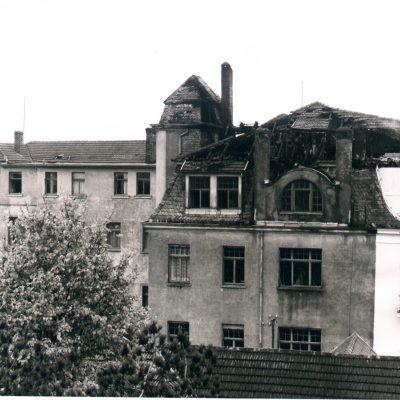 1958 – Brand Kaiserhof