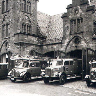 1962 - Feuerwehrgerätehaus