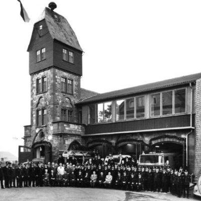 1970 - Feuerwehhaus Am Kirchplatz