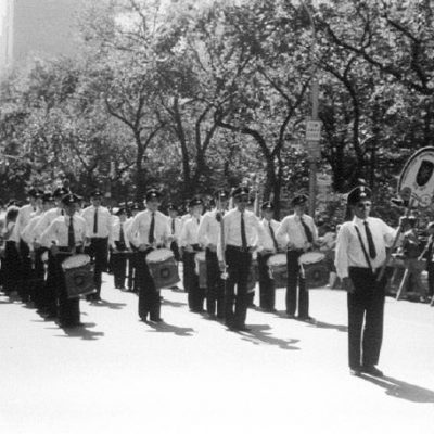 1980 - Musikzug /Steubenparade New York