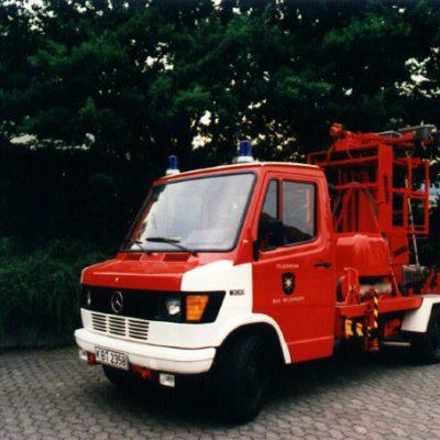 1981 - Flutlichtfahrzeug - Frühjahr 2013 außer Betrieb genommen