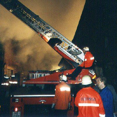 1992 - Brand Bauernhof