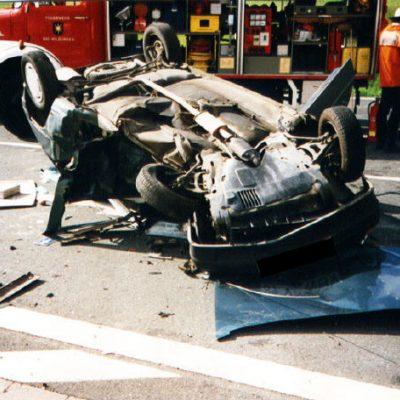 1994 - Verkehrsunfall