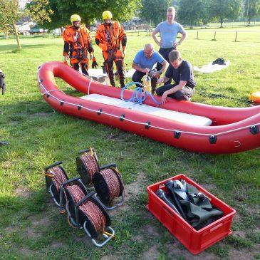 Ausbildung Wasserrettung