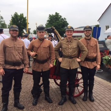 900 Jahrfeier Partnerstadt Bad Berka