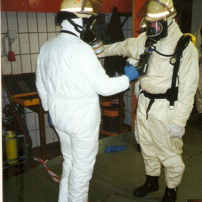 2001 Ausbildung Strahlenschutz