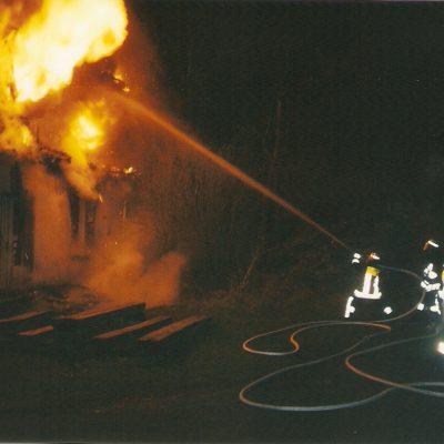 2003 - Brand Hahnberghaus