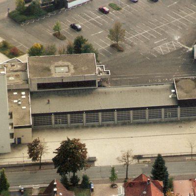 Luftbild aus dem Jahr 2005