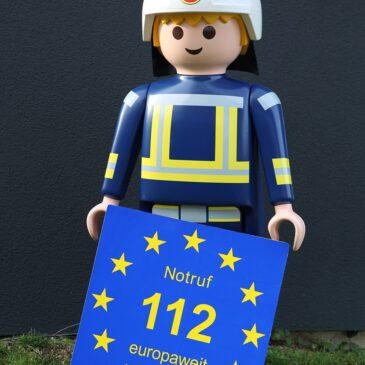 Tag des europaweiten Notrufs 112